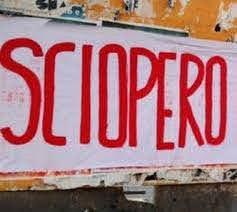 SCIOPERO COMPARTO SCUOLA DEL 25/11/2020