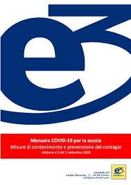 Manuale Covid19 per la scuola – edizione n.11 del 16 marzo 2021