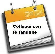 Circ_42_202021 – COLLOQUI CON LE FAMIGLIE – SCUOLA SECONDARIA DI PRIMO GRADO