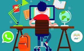OGGETTO: svolgimento attività didattiche  a distanza per  le classi  seconde  e  terze  Scuola Secondaria di primo grado.
