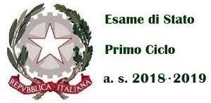 CALENDARIO ORALI ESAMI DI STATO CONCLUSIVI DEL PRIMO CICLO
