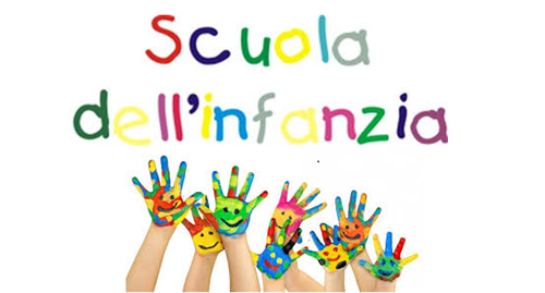 COMUNICAZIONE PER I NUOVI ISCRITTI ALLA SCUOLA DELL'INFANZIA ANNO SCOLASTICO 2021/2022